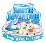 Arctic Adventure Book Fair Logo