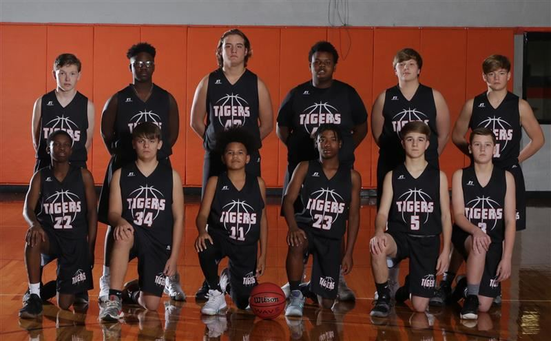 2019 8th Grade Basketball