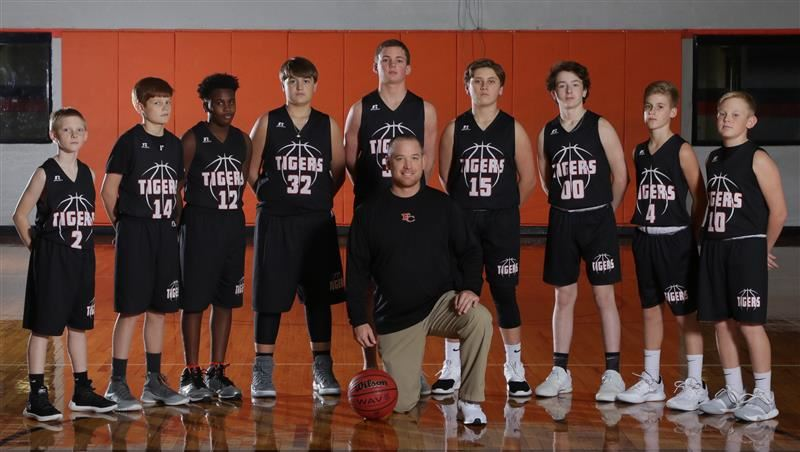 2019 FMS 7th Grade Basketball