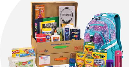 Order Your School Supply Kits Here!